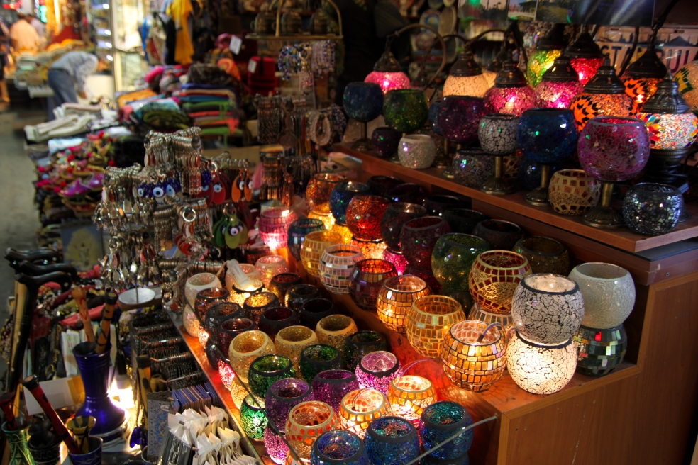 Spice Bazaar: Candles